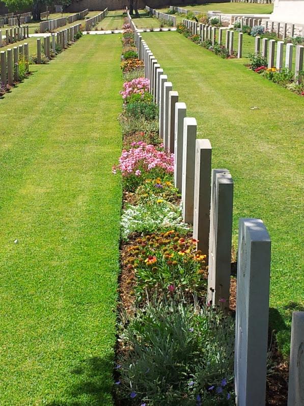בית הקברות הצבאי הבריטי בירושלים לחללי מלחמת העולם הראשונה