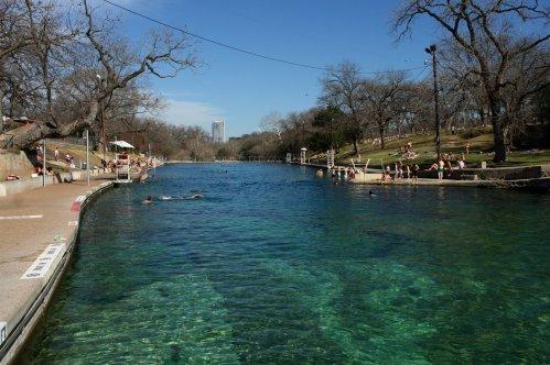 Весенний бассейн 7