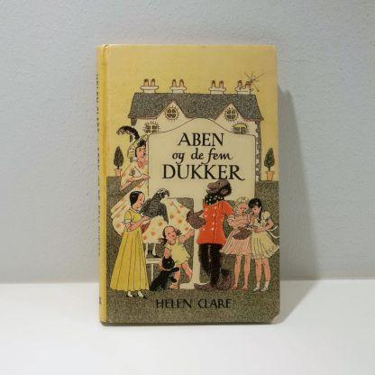 Aben og de fem dukker af Helen Clare
