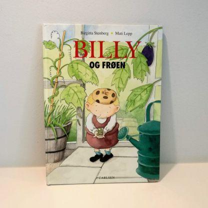 Billy og frøen af Birgitta Stenberg