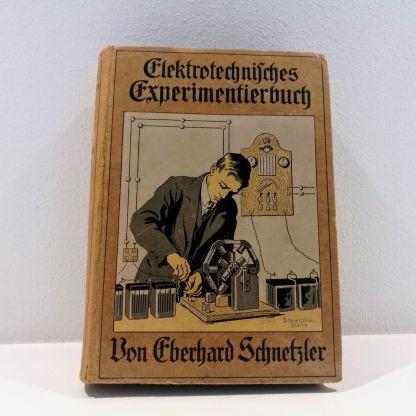 Electrotechnisches Experimentierbuch af Erhardt Schnetzler