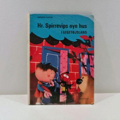 Hr. Spirrevip i Legetøjsland af Jørgen Clevin