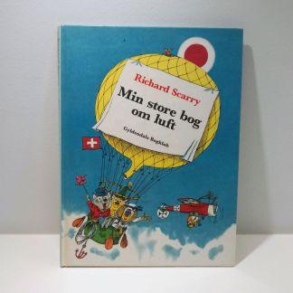 Min store bog om luft af Richard Scarry
