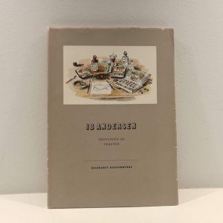 Ib Andersen - tegninger og tekster. Udvalgt af Nanna Andersen