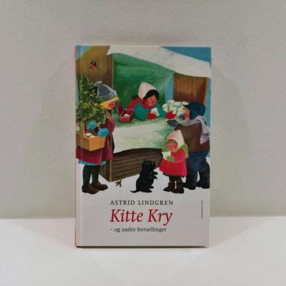 Kitte Kry - og andre fortællinger af Astrid Lindgren