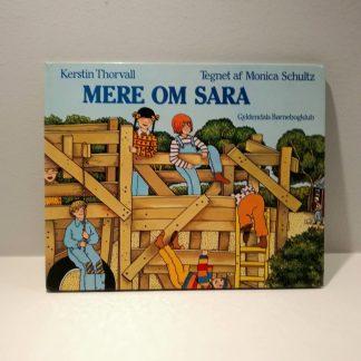Mere om Sara af Kerstin Thorvall