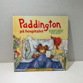 Paddington på hospitalet af Michael Bond og Karen Jankel
