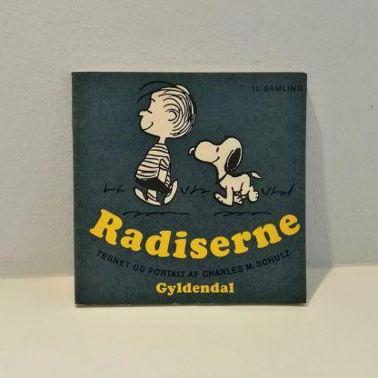 Radiserne - 11. samling af Charles M. Schultz
