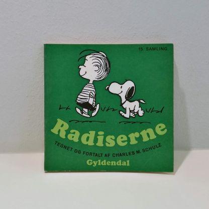 Radiserne 15. samling af Charles M. Schultz
