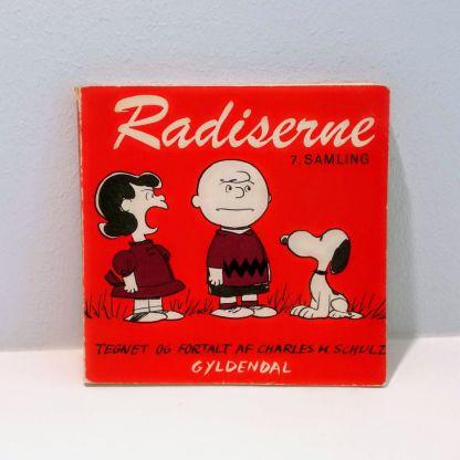 Radiserne - 7. samling af Charlezs M. Schultz