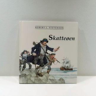 Skatteøen af Robert L. Stevenson