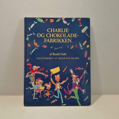 Charlie og chokoladefabrikken af Roald Dahl