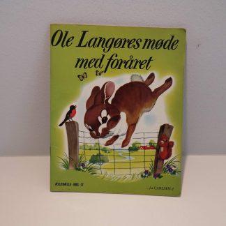 Ole Langøres møde med foråret - Ælle Bælle