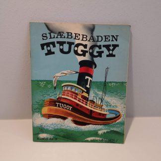 Slæbebåden Tuggy af Jean Horton Berg og Carl og Mary Hauge