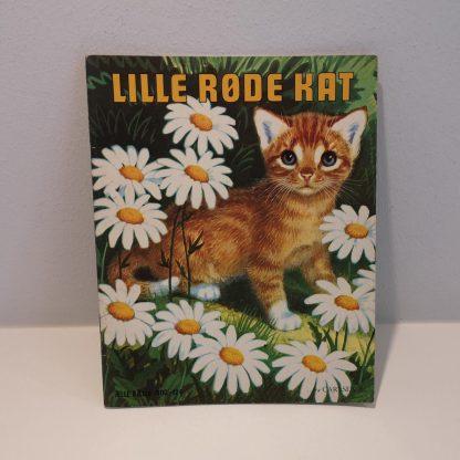 Lille røde kat af Barbara Hazen og Jan Pfloog