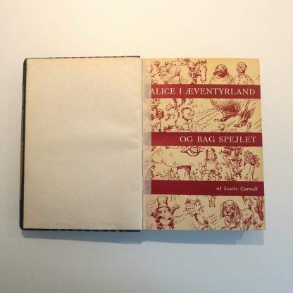 Alice i Æventyrland og Bag spejlet af Lewis Carroll