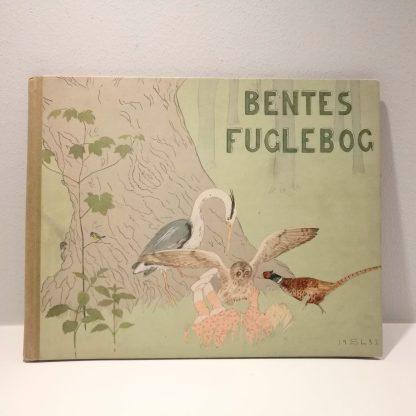 Bentes fuglebog af Suzanne Lassen