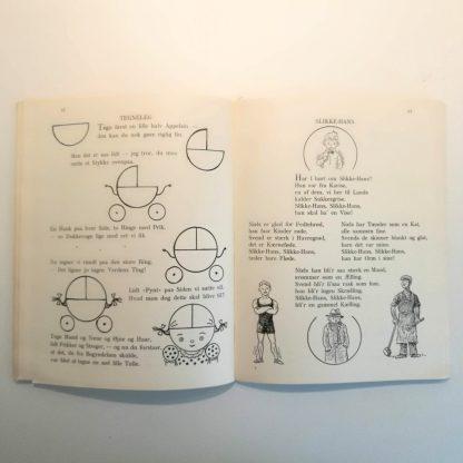 Svanebogen småbørnenes læsebog