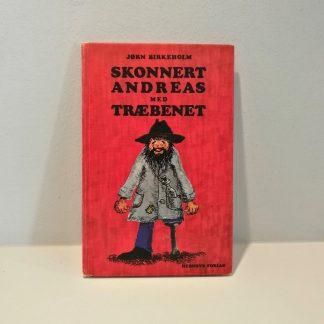 Skonnert Andreas med træbenet af Jørn Birkeholm