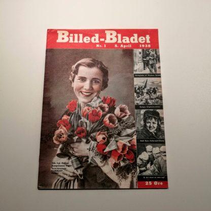 Billed-Bladet 1938 nr. 1