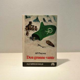Den grønne vante af Alf Prøysen