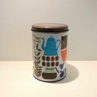 Retro Christgau kaffedåse