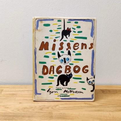 Missens dagbog af Egon Mathiesen