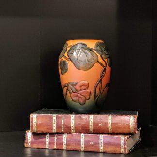 vase med tallerkensmækkere