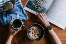 ¿Cuáles son las características de una dieta saludable?