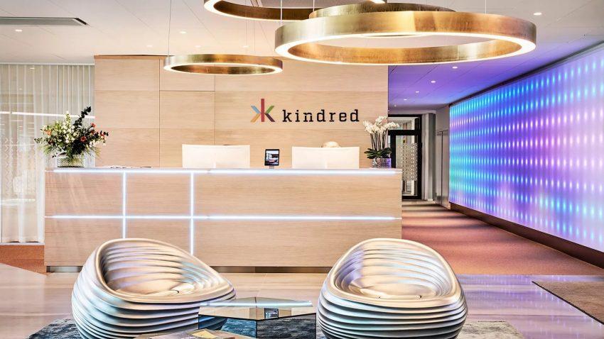 Kindred Group kantoor