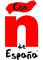 Logo marca registrada Con ñ de España
