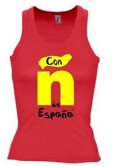 Camiseta-tirantes-mujer-la-roja-de-españa