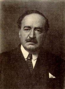 Vicente Blasco Ibáñez con ñ de españa