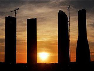 Puesta de sol en MADRID Con ñ de España