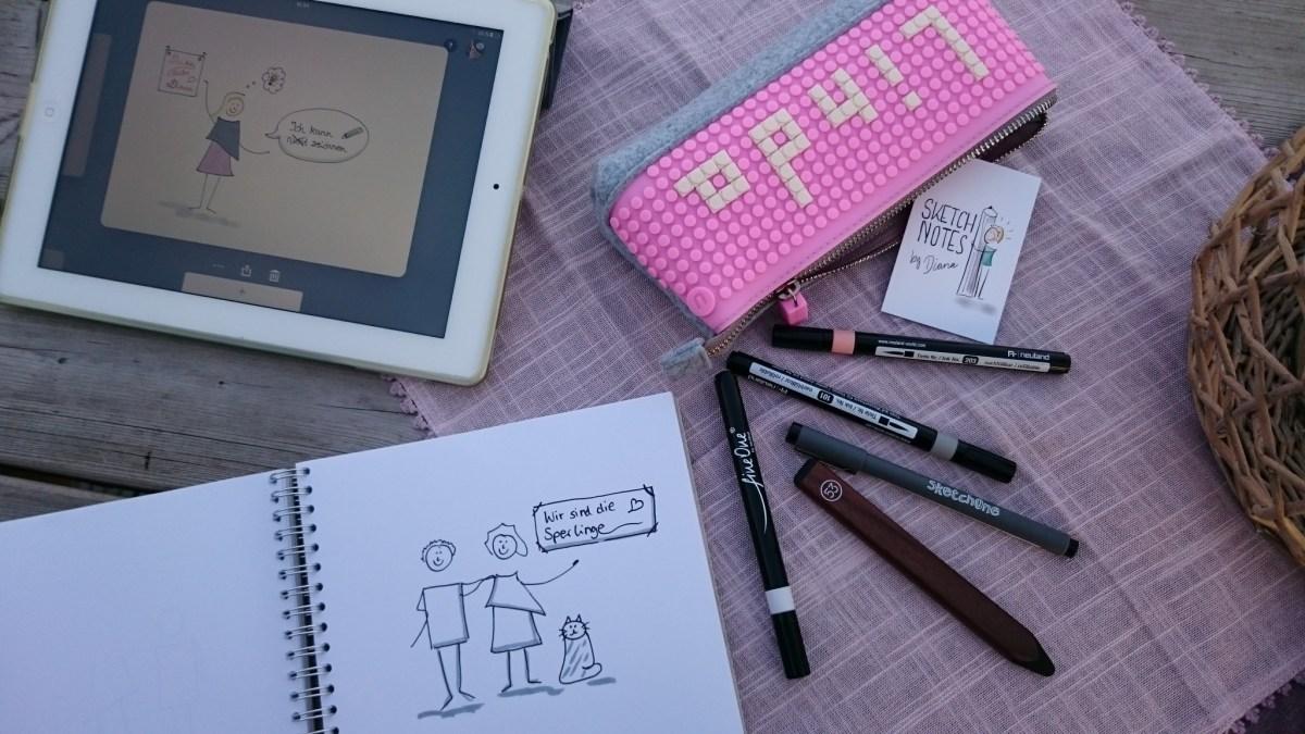 Neu entdeckt: Sketchnotes