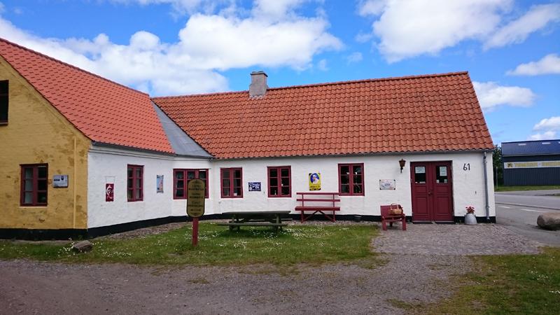 Dänemark wo das Glück wohnt Gamle Købmandsgaard