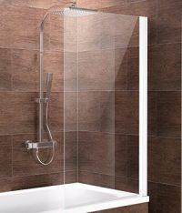 Duschwand kaufen | Wannenfaltwand Dusche online ansehen