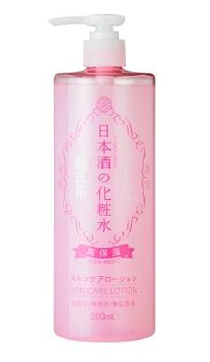 日本の化粧水