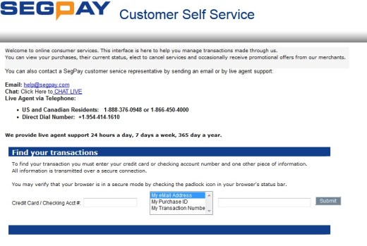 segpay-customer-service
