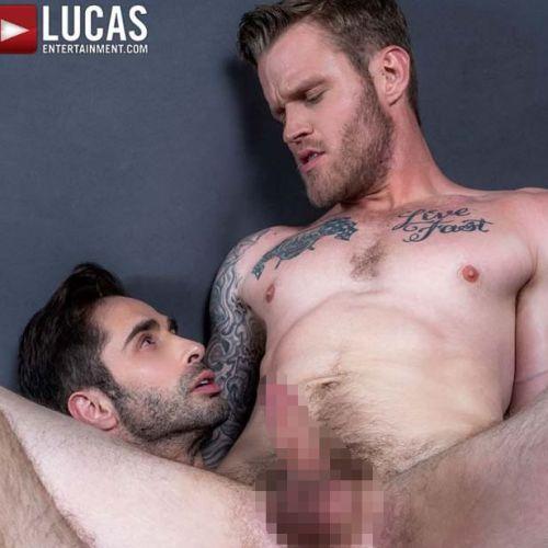 Lucas Entertainment: オーナーのMichael Lucasの餌食になって、めちゃめちゃにアナル掘られるのは、、Shawn Reeve
