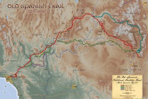 TSR_old_spanish_trail_america
