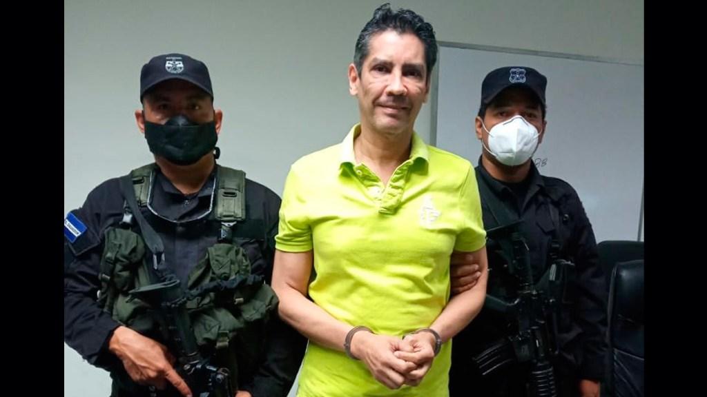 Ultima Hora: Capturan a ex presidente de ARENA Gustavo López ...