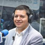 """José Urbina: El Gobierno ha tenido una oposición """"difícil"""" durante los casi dos años de administración"""