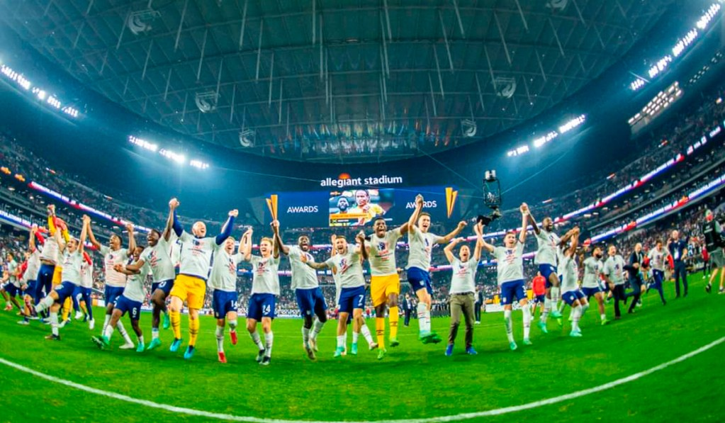 Estados Unidos derrotó 1-0 a México sobre el final del tiempo extra y se coronó CAMPEÓN de la Copa Oro