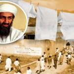 Gracias a la ropa que colgaban en los tendedores lograron determinar donde se ocultaba Osama bin Laden