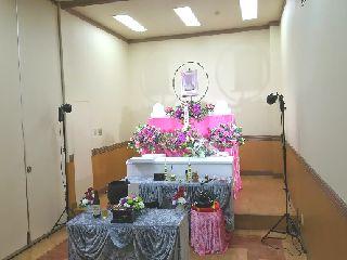 座間式場・一日葬・花祭壇