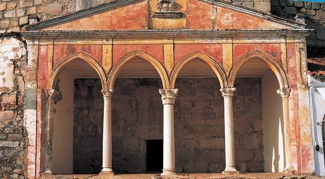 Alcazaba rabe monumentos en Mrida Badajoz en Espaa es