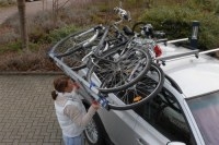 Unitec 75318 Dachlift Evolution: Fahrradtrger Testsieger