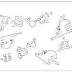 【ルーツ利用者さんの作品】タタラ・タラ個展   「オのマとペ」