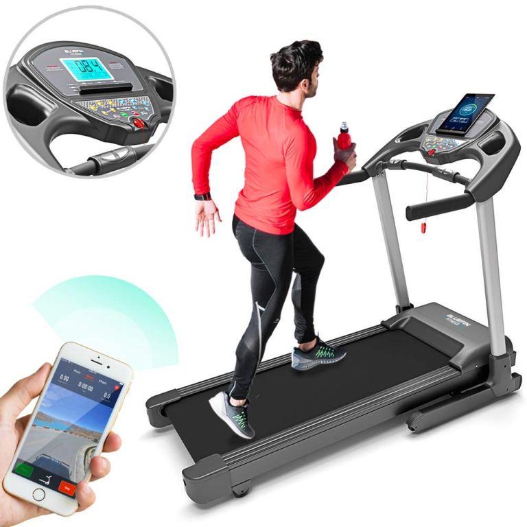 Bluefin Fitness Kick High-Speed Laufband